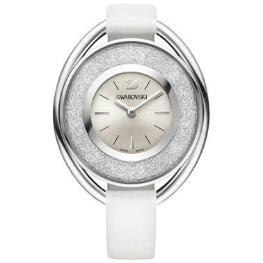 Swarovski Saat Beyaz